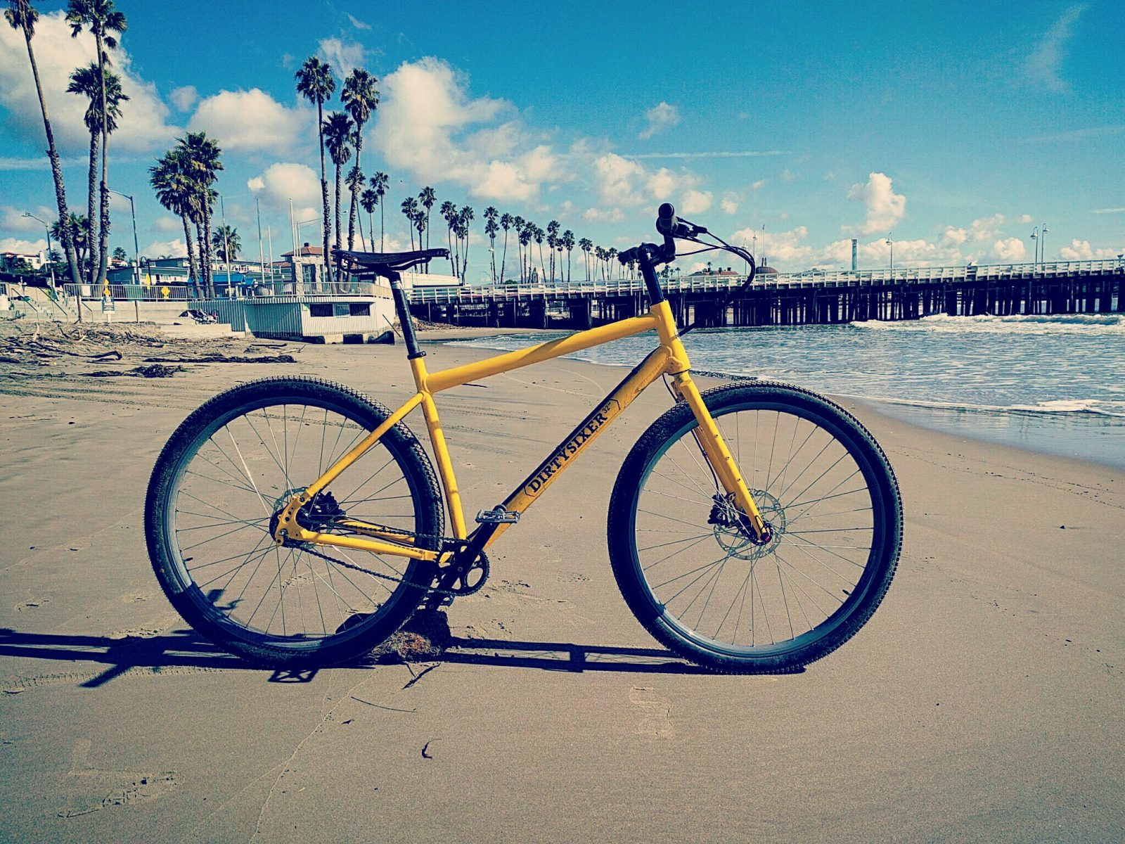 A Tall Bicycle for Exclusively for Tall People: Meet Dirty Sixer