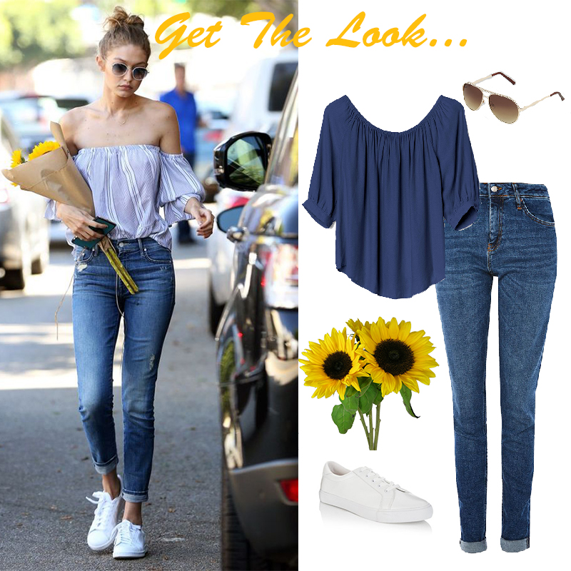 73dbe3b57c06 Get Gigi s late summer outfit in tall sizes here